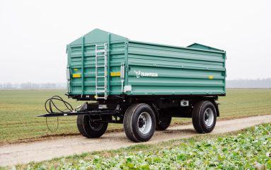 Anhänger Traktor