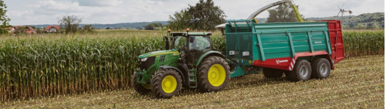 MK Landmaschinen Vertrieb Traktoren Feldarbeit