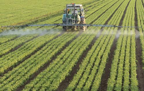 MK Landmaschinen Vertrieb Feldarbeit